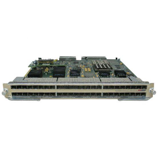 C6k 48-port 10/100/1000 GE Mod: fabric enabled, RJ-45 DFC4 # C6800-48P-TX