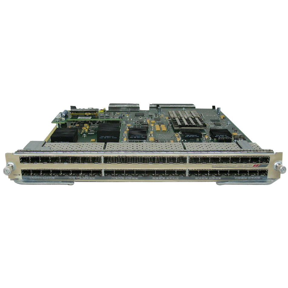 C6K 48-port 1GE Mod: fabric-enabled with DFC4 # C6800-48P-SFP