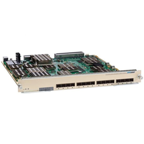 Catalyst 6800 16 port 10GE with integrated DFC4XL # C6800-16P10G-XL