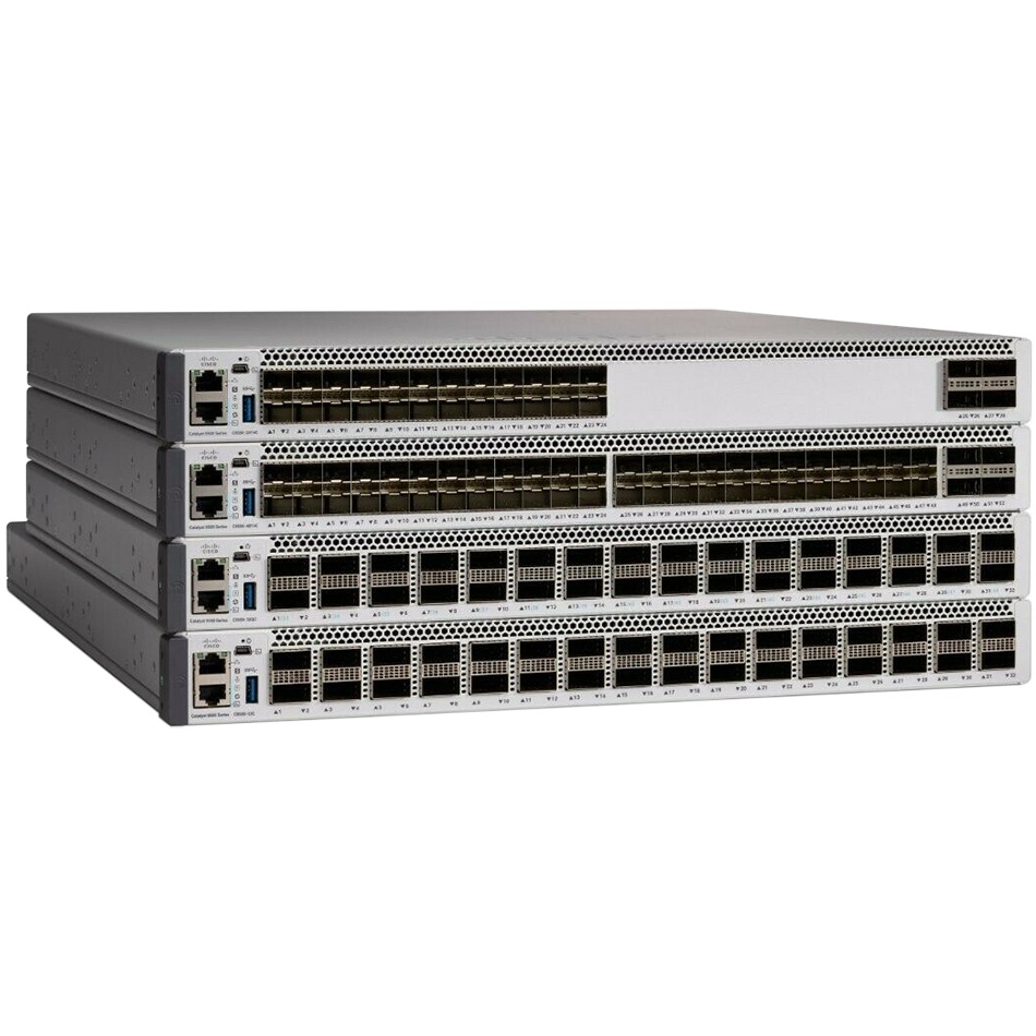 Catalyst 9500 24×1/10/25G and 4-port 40/100G, Advantage # C9500-24Y4C-A