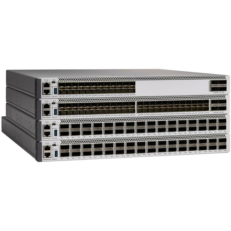 Catalyst 9500 48-port x 1/10/25G and 4-port 40/100G , EDU # C9500-48Y4C-EDU