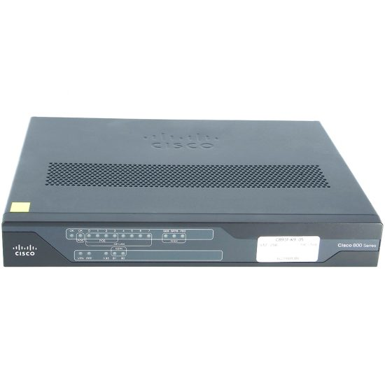 Cisco 890 Series Integrated Services Routers # C891F-K9