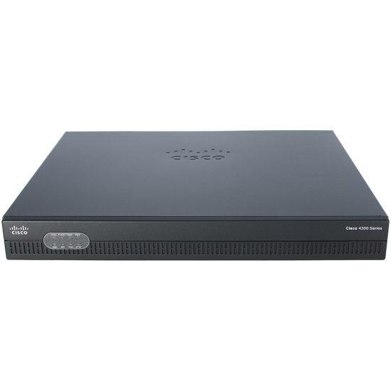 Cisco ISR 4331 Bundle w/UC & Sec Lic, PVDM4-32 # ISR4331-VSEC/K9