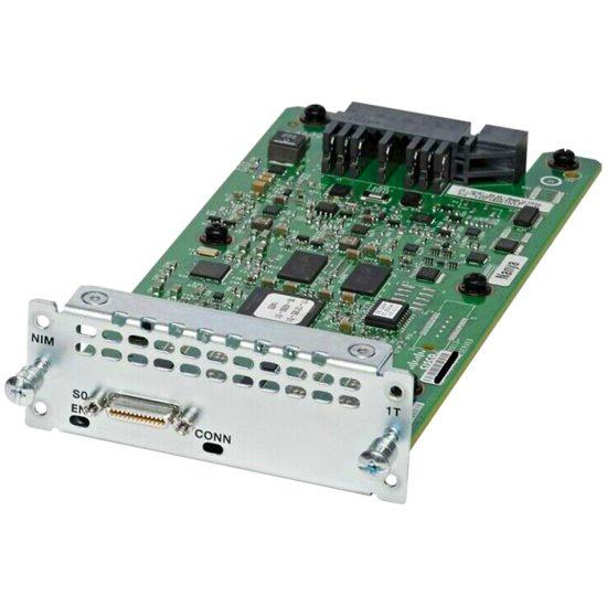 1-Port Serial WAN Interface card # NIM-1T