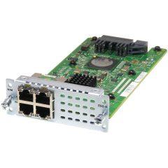 4-port Layer 2 GE Switch Network Interface Module # NIM-ES2-4