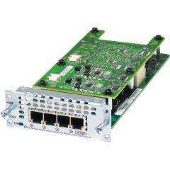 4-port Network Interface Module – FXO (Universal) # NIM-4FXO