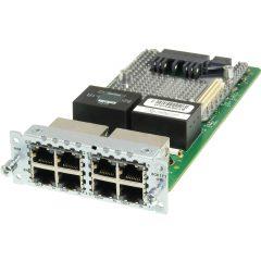 8 port Multiflex Trunk Voice/Channelized Data T1/E1 Module # NIM-8CE1T1-PRI
