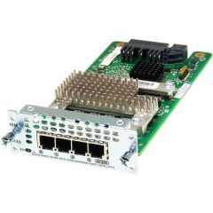 4-Port Network Interface Module – FXS, FXS-E and DID # NIM-4FXS