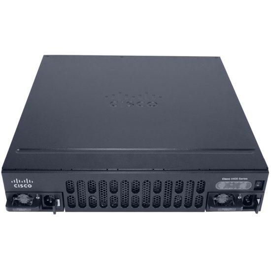 Cisco ISR 4451 AXV Bundle,PVDM4-64 w/APP,SEC,UC lic # ISR4451-X-AXV/K9