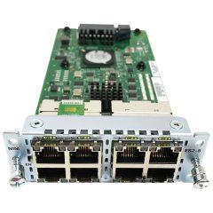 8-port Layer 2 GE Switch Network Interface Module # NIM-ES2-8