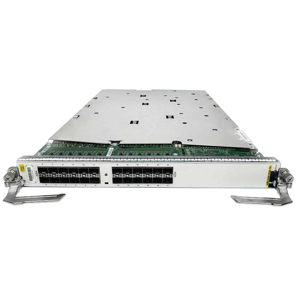 24-port 10GE, Service Edge Optimized LC # A9K-24X10GE-SE