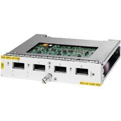 ASR 9000 4-port 10GE Modular Port Adapter # A9K-MPA-4X10GE