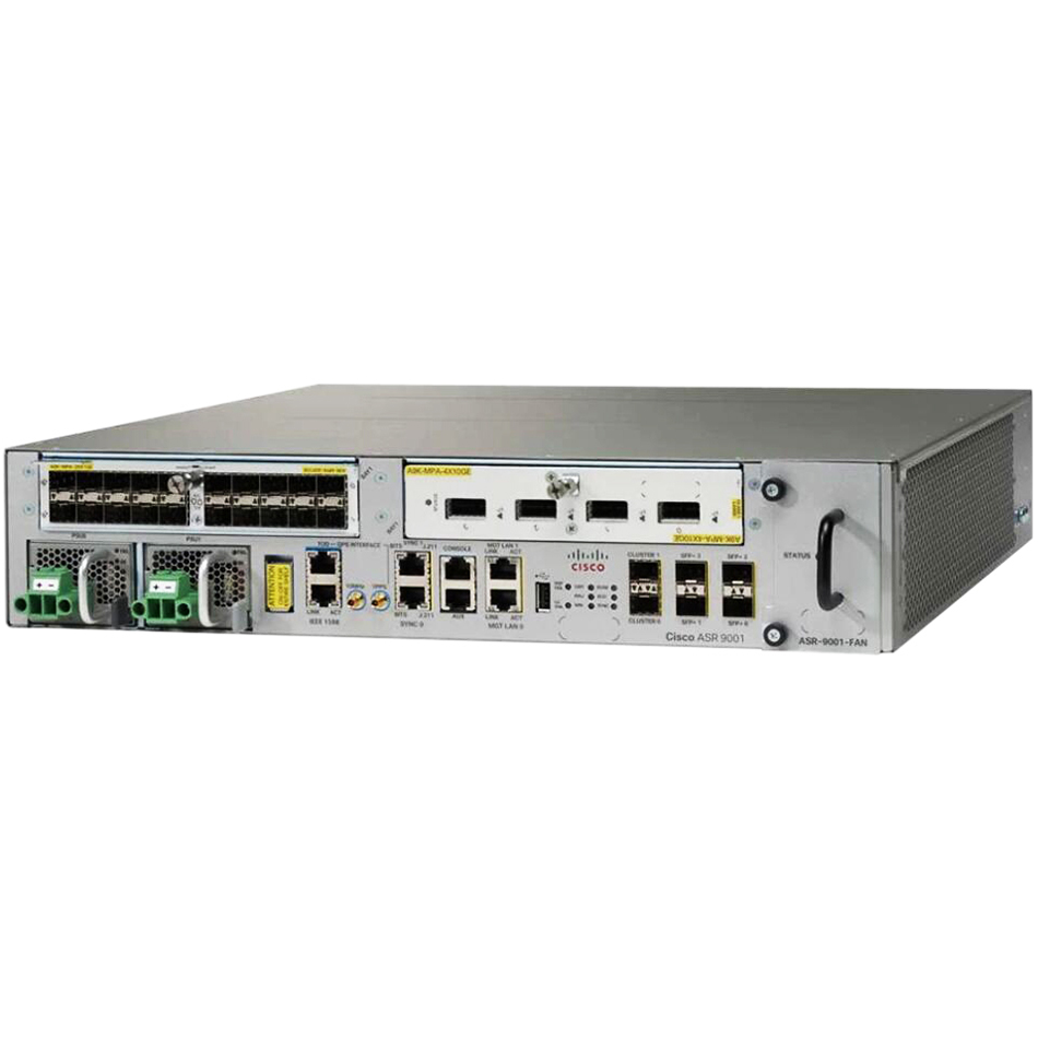 ASR 9001 Chassis with 60G Bandwidth # ASR-9001-S