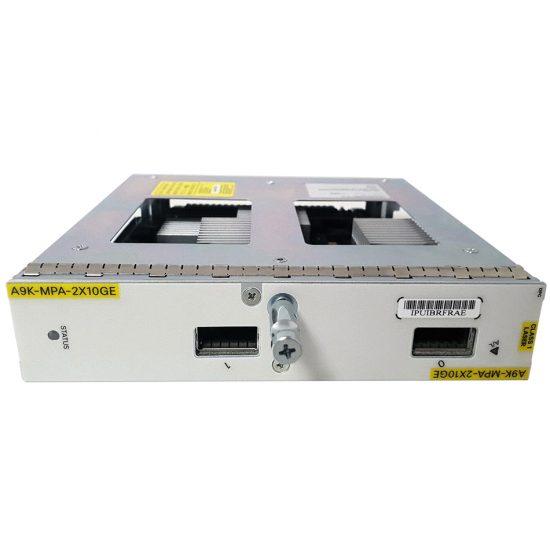 ASR 9000 2-port 10GE Modular Port Adapter # A9K-MPA-2X10GE