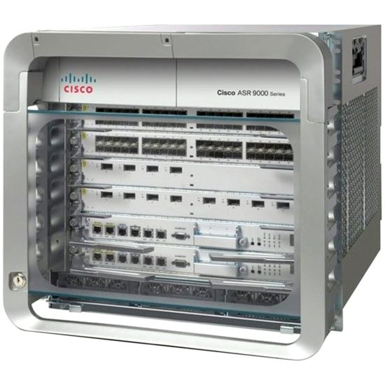 ASR-9006 DC Chassis # ASR-9006-DC