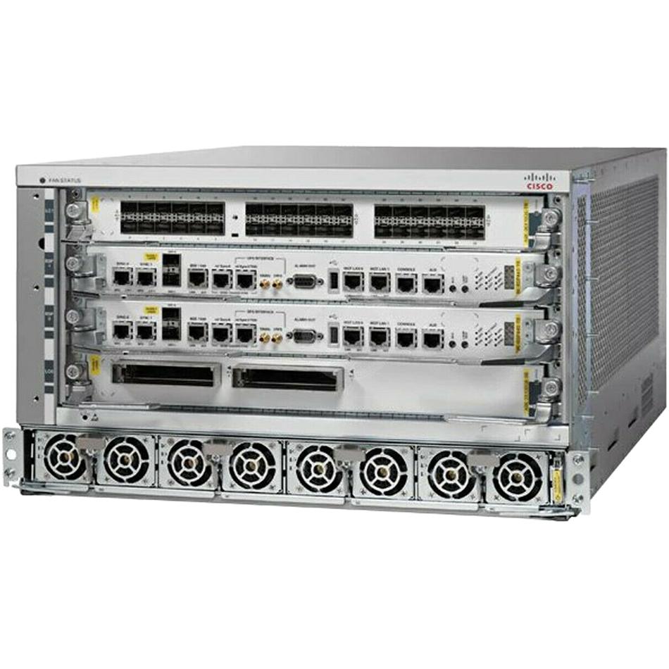 ASR-9904 2 Line Card Slot AC System # ASR-9904-AC