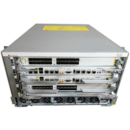 ASR-9904 2 Line Card Slot DC System # ASR-9904-DC