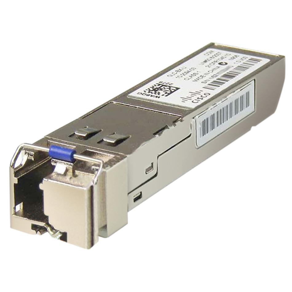 1000BASE-BX40 SFP, 1490NM # GLC-BX40-DA-I