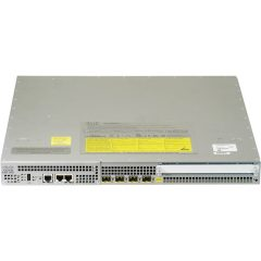 Cisco ASR1001 System,4 built-in GE,4X1GE IDC,Dual P/S # ASR1001-4X1GE