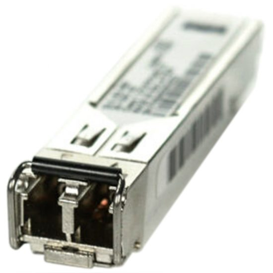 GE SFP, LC connector SX transceiver # GLC-SX-MM