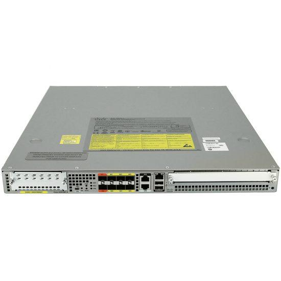 ASR1001-X, 2.5G Base Bundle, K9, AES, Built-in 6x1G # ASR1001X-2.5G-K9