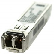 1000BASE-ZX SFP transceiver module, SMF, 1550nm, DOM # GLC-ZX-SMD