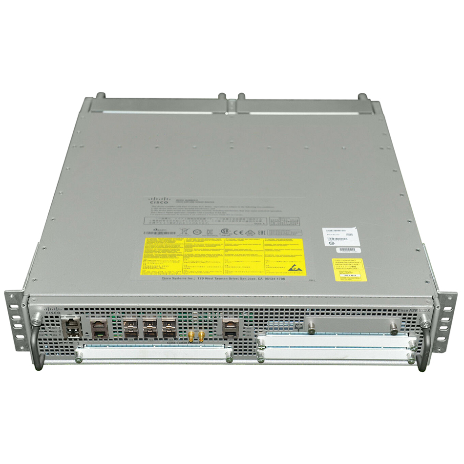 ASR1002-X, 5G, K9, AES license # ASR1002X-5G-K9