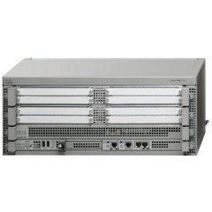 Cisco ASR1004 Chassis, Dual P/S # ASR1004