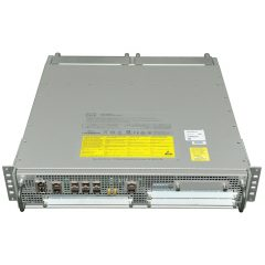 Cisco ASR1002-X Chassis, 6 built-in GE, Dual P/S, 4GB DRAM # ASR1002-X