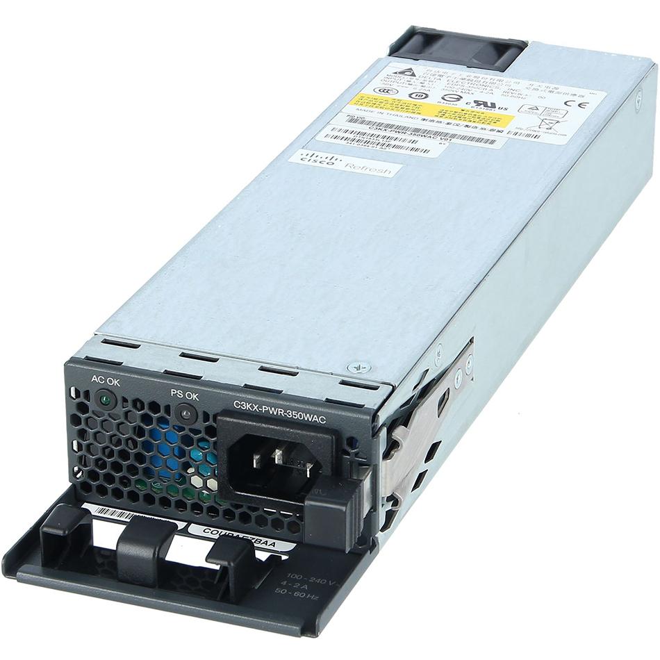 Catalyst 3K-X 350W AC Power Supply # C3KX-PWR-350WAC