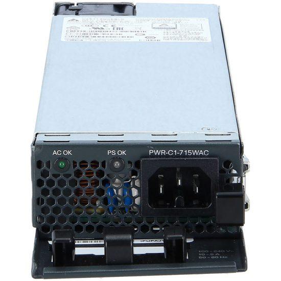 715W AC Config 1 Power Supply # PWR-C1-715WAC