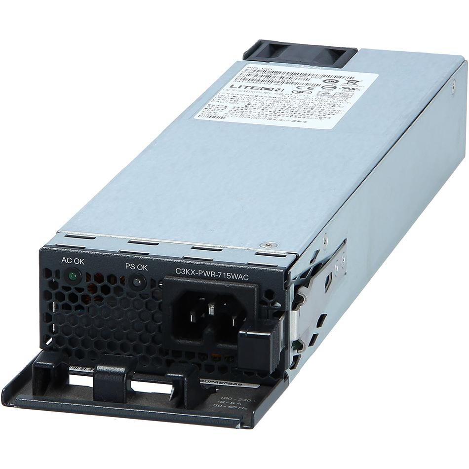 Catalyst 3K-X 715W AC Power Supply # C3KX-PWR-715WAC
