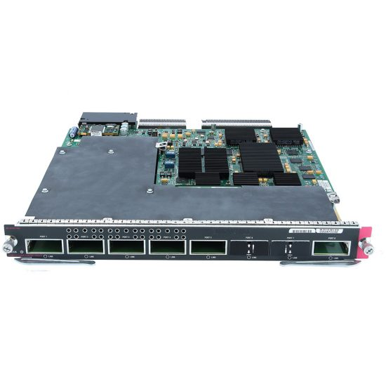C6K 8 port 10 Gigabit Ethernet module with DFC3CXL (req. X2) # WS-X6708-10G-3CXL