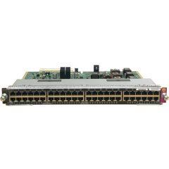 Catalyst 4500E 48-Port UPOE 10/100/1000(RJ45) # WS-X4748-UPOE+E