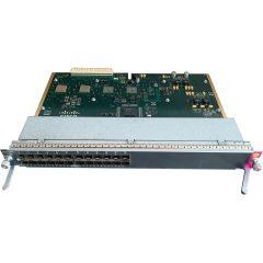 Catalyst 4500 E-Series 24-Port GE (SFP) # WS-X4724-SFP-E