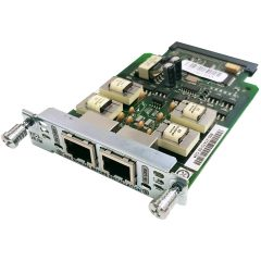 Two-port Voice Interface Card – E and M # VIC3-2E/M