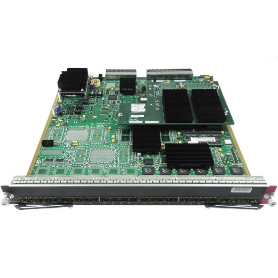 Catalyst 6500 24-port GigE Mod: fabric-enabled (Req. SFPs) # WS-X6724-SFP