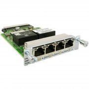 4-Port 3rd Gen Multiflex Trunk Voice/WAN Int. Card – T1/E1 # VWIC3-4MFT-T1/E1