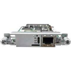 1-Port 2nd Gen Multiflex Trunk Voice/WAN Int. Card – T1/E1 # VWIC2-1MFT-T1/E1