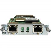 2-Port 3rd Gen Multiflex Trunk Voice/WAN Int. Card – G.703 # VWIC3-2MFT-G703