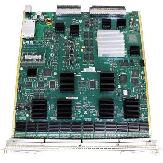 C6k 48-port 10/100/1000 GE Mod: fabric enabled, RJ-45 DFC4 # WS-X6848-TX-2T