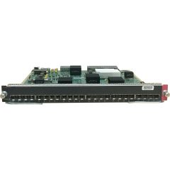 Catalyst 6500 24-port GigE Mod: fabric-enabled with DFC4XL # WS-X6824-SFP-2TXL