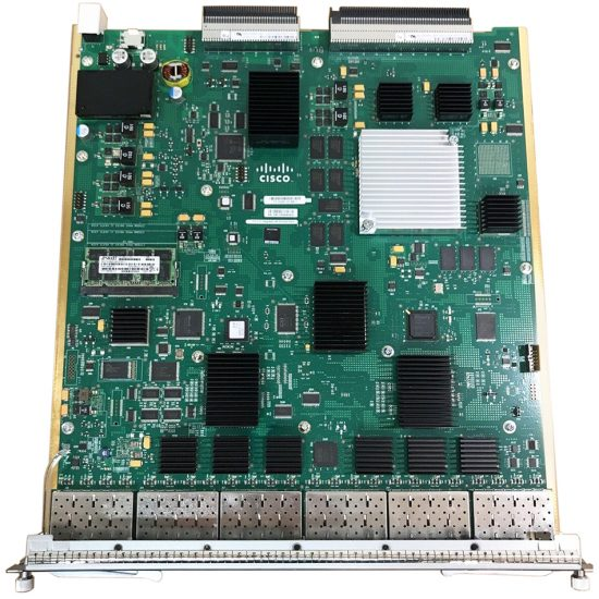 Catalyst 6500 24-port GigE Mod: fabric-enabled with DFC4 # WS-X6824-SFP-2T