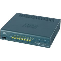 ASA 5505 Appliance with SW, 10 Users, 8 ports, 3DES/AES # ASA5505-BUN-K9