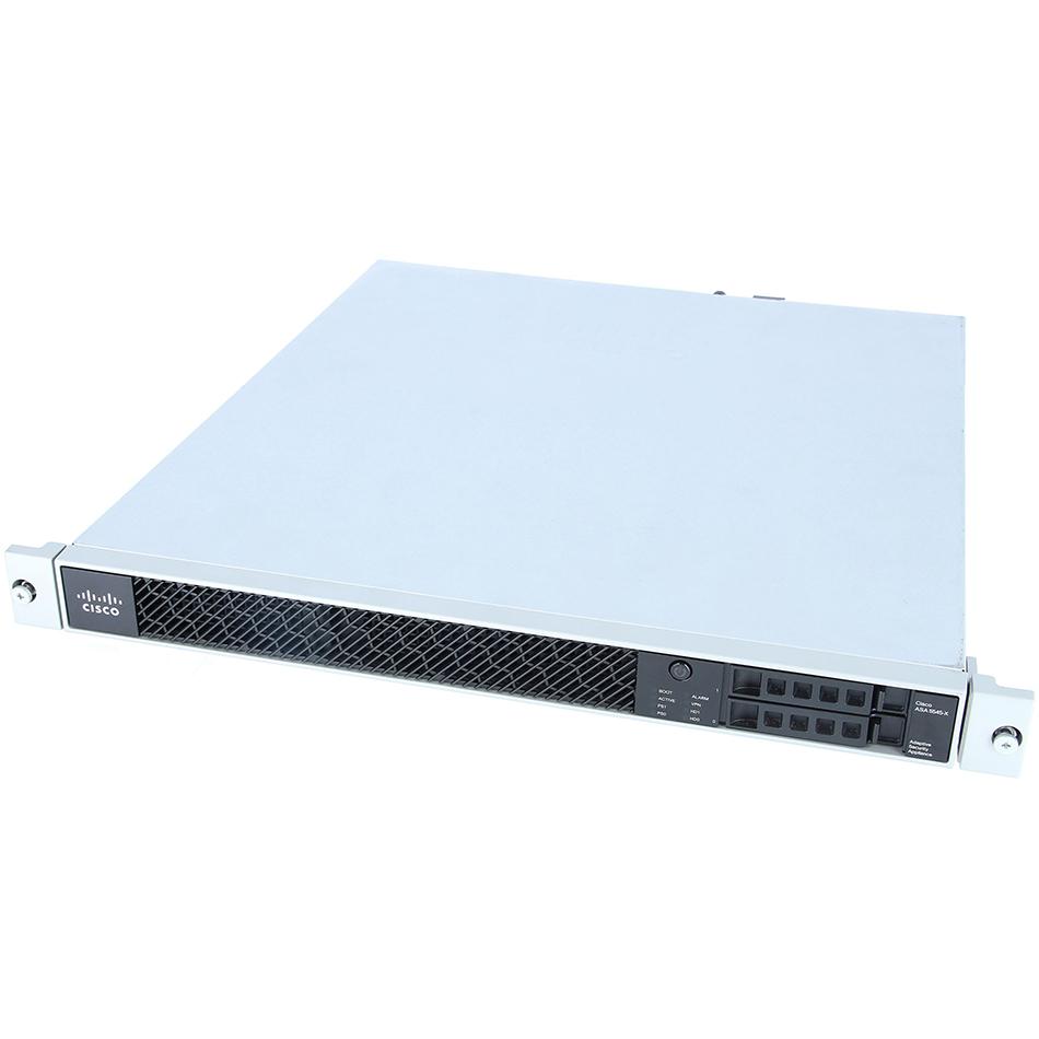 ASA 5545-X with SW, 8GE Data, 1GE Mgmt, AC, 3DES/AES # ASA5545-K9