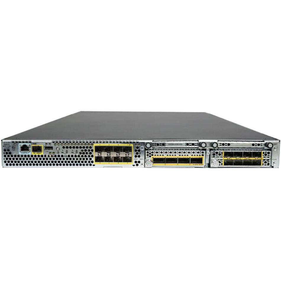 Cisco Firepower 4110 NGFW Appliance, 1U, 2 x NetMod Bays # FPR4110-NGFW-K9