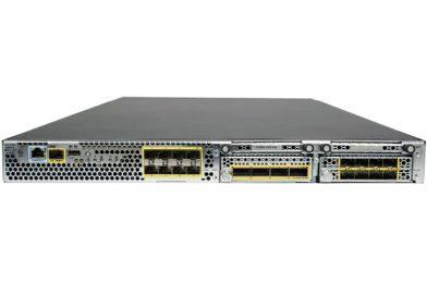 Cisco Firepower 4140 NGFW Appliance, 1U, 2 x NetMod Bays # FPR4140-NGFW-K9