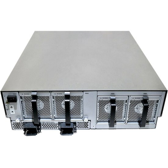 Firepower 9300 Chassis for DC Power Supply, 2 PSU/4 fans # FPR-C9300-DC