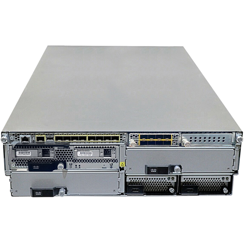 Firepower 9300 Chassis for HVDC Power Supply, 2 PSU/4 fans # FPR-CH-9300-HVDC